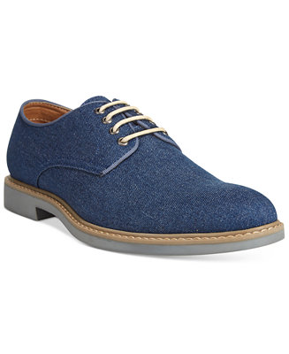 alfani men's cooper casual laceup oxfords only at macy's