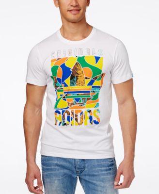 adidas Originals Mens Lost in Brazil G..