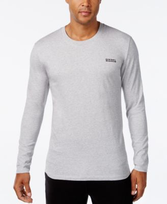 Diesel Mens Long-Sleeve T-Shirt