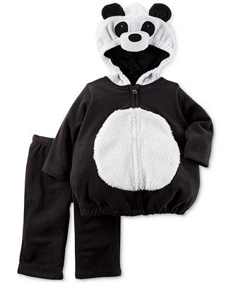 Carter S Baby Boys 2 Pc Halloween Panda Costume Toys