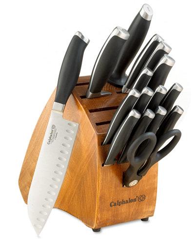 Calphalon Contemporary 17 Piece Cutlery Set Cutlery