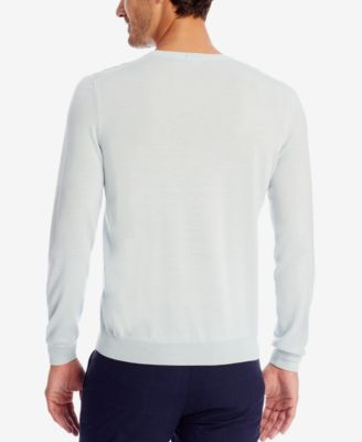 BOSS Mens Virgin Wool Sweater