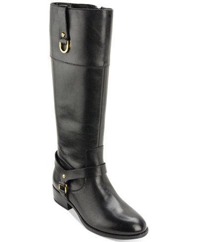 Lauren Ralph Lauren Mesa Riding Boots Boots Shoes Macy S