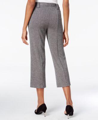 Bar III Kickflare Cropped Pants