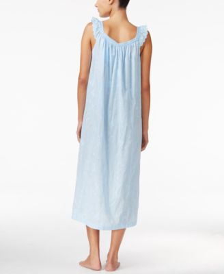 Charter Club Embroidered Nightgown