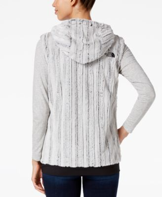 The North Face Furlander Faux-Fur Hooded Fleece Vest