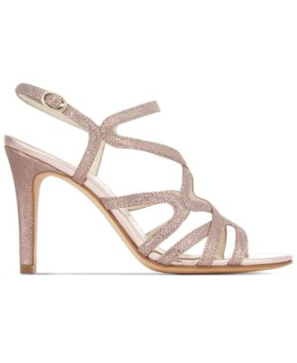 Anne Klein Insists Evening Sandals