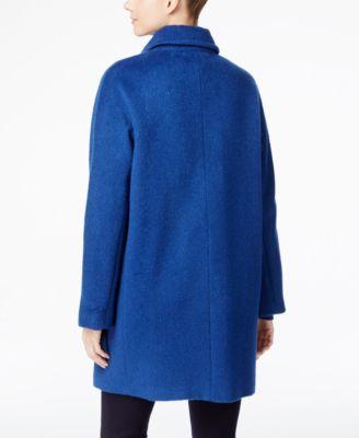 Weekend Max Mara Wool-Blend Car Coat