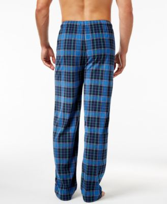 Club Room Mens Fleece 2-Pack Pajama Pa..