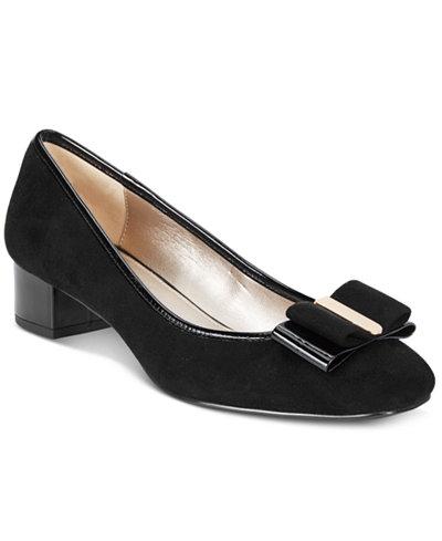 Bandolino Ximena Block Heel Pumps All Women S Shoes