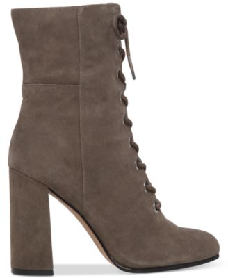 Vince Camuto Teisha Lace-Up Booties