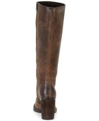 Born Malika Block Heel Tall Boots