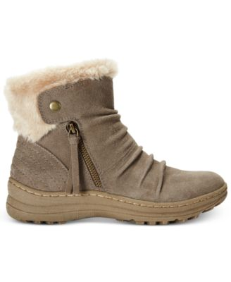 Bare Traps Amelya Cold-Weather Booties