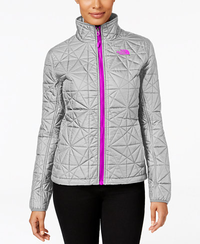 The North Face Tamburello Water Repellent Quilted Jacket