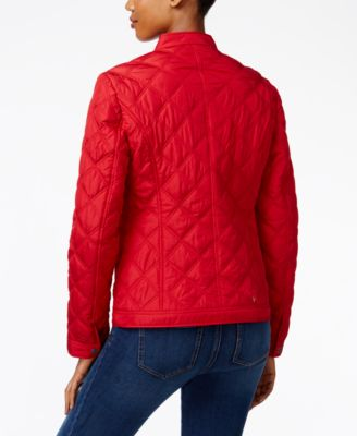 Charter Club Petite Quilted Jacket
