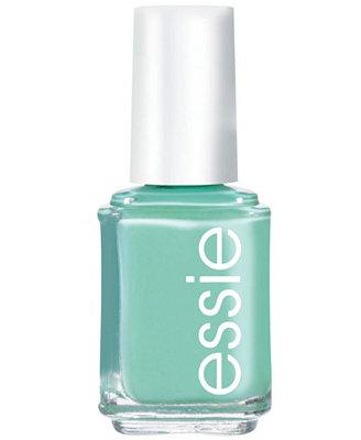essie nail color, turquoise & caicos - Makeup