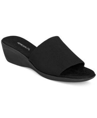 Aerosoles Badminton Wedge Sandals