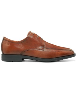 Ecco Mens Edinburgh Bike Toe Oxfords