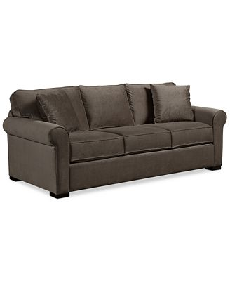 Remo II Fabric Sofa Furniture Macy s