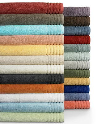 Closeout Hotel Collection Bath Towels Microcotton
