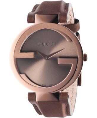 Gucci Watch Unisex Swiss Interlocking ..