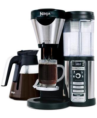 Closeout Ninja Cfo82 Coffee Bar Coffee Maker Coffee