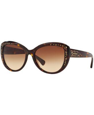 Coach Sunglasses, HC8162 L147