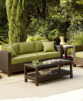 Katalina Outdoor Seating Collection Furniture Macy S