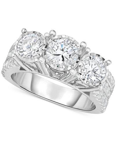 Trumiracle Diamond Ring