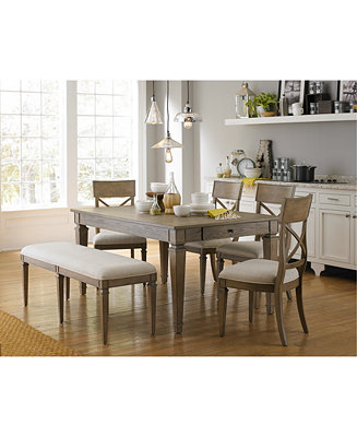 Winston Dining Furniture Collection Only At Macy 39 S Furniture Macy 39 S