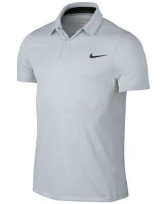 Nike Mens MM Fly Swing Knit Frame Dri-FIT Polo