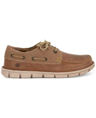 Born Mens Chad Etiope Boat Shoes