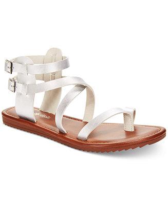 Seven Dials Sync Flat Gladiator Sandals Sandals Shoes