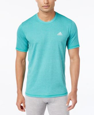 adidas Mens Aeroknit ClimaCool T-Shirt