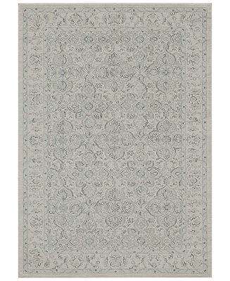 Momeni Voyage Blair Ivory 9 3 Quot X12 6 Quot Area Rug Rugs Macy S
