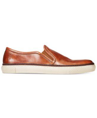 Frye Mens Gates Slip-On Sneakers