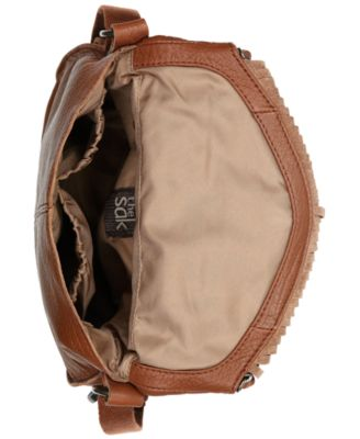 The Sak Silverlake Fringe Leather Cros..
