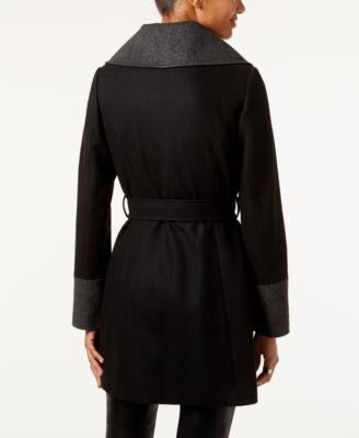 Laundry by Design Asymmetrical Walker Coat