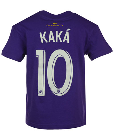 Adidas kids 39 kaka orlando city sc name and number t shirt for T shirts with city names