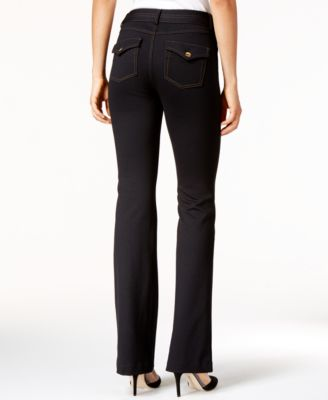 INC International Concepts Curvy Bootcut Pants
