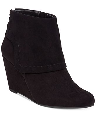 Jessica Simpson Reaca Wedge Booties