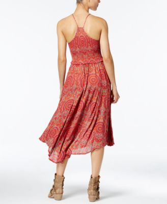 Free People Seasons In The Sun Printed..