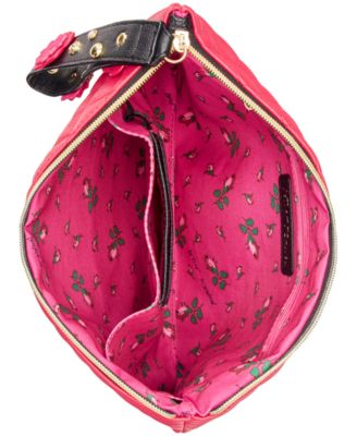 Betsey Johnson Boxed Quilted Pouch