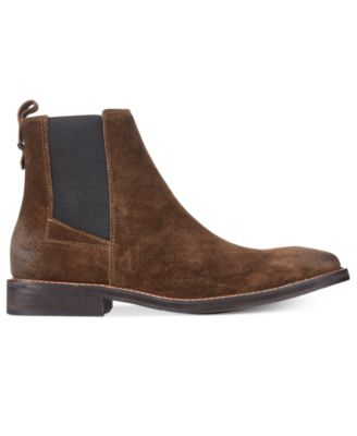 GUESS Mens Jibbs Chelsea Boots