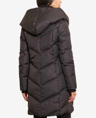 Lauren Ralph Lauren Hooded Toggle Coat