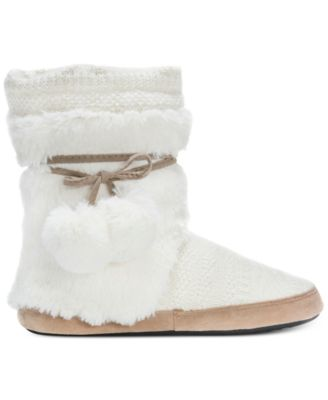 Muk Luks Delanie Boot Slippers