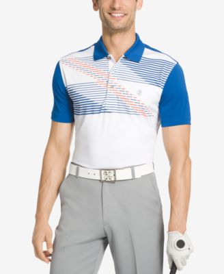 IZOD Mens Colorblocked Performance Gol..