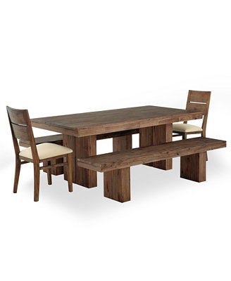 Champagne dining room furniture
