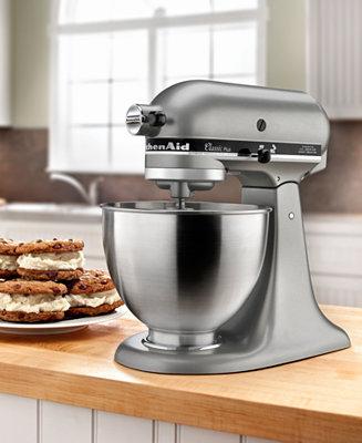 Kitchenaid Ksm75sl 4 5 Qt Classic Plus Stand Mixer