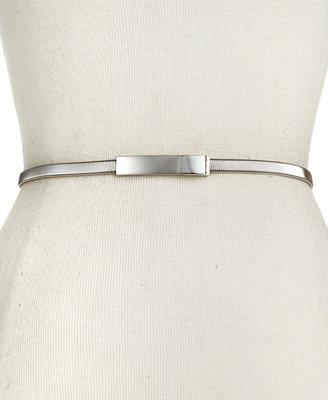 styleampco cobra stretch chain belt handbags